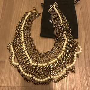 Baublebar pearl necklace